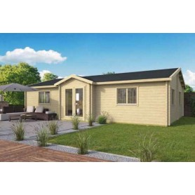 Chalet habitable 68m2 SKERRIES