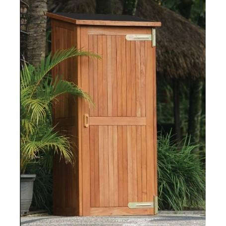 Armoire de jardin SANTIAGO en bois dur