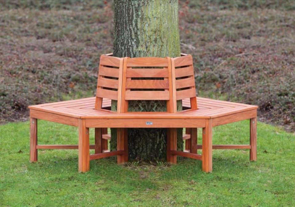 banc relax de jardin en bois modele PARIS en pin impregne
