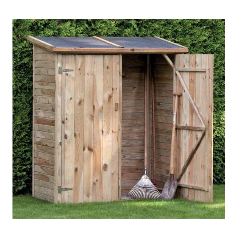 Chalet en bois solde abri de jardin kiosque en bois 3x3 for Chalet de jardin en solde