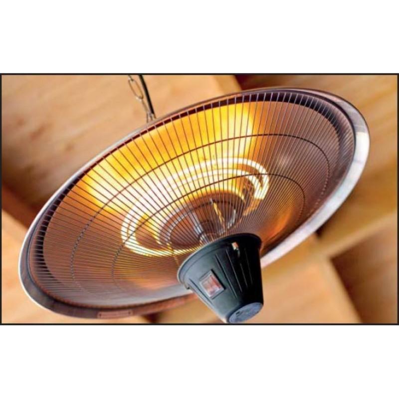 Chauffage pour chalet Radiateur modèle plafond chauffage d'appoint