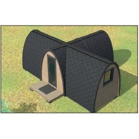 Camping POD M - Studio habitable