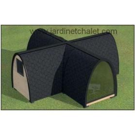 Camping POD L - Studio de jardin habitable