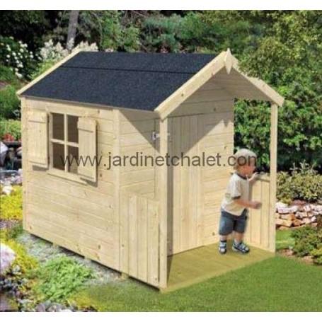 Maisonnette chalet pour enfant Pinocchio