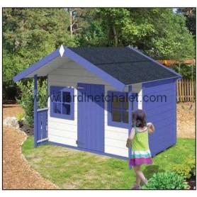 Cabane de jardin maisonnette pour enfant cabane en bois for Chalet de jardin en solde