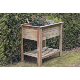 Table de potager en bois