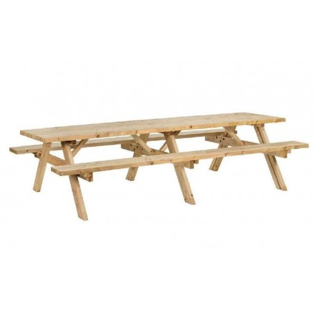 Table de pique-nique Supérieur
