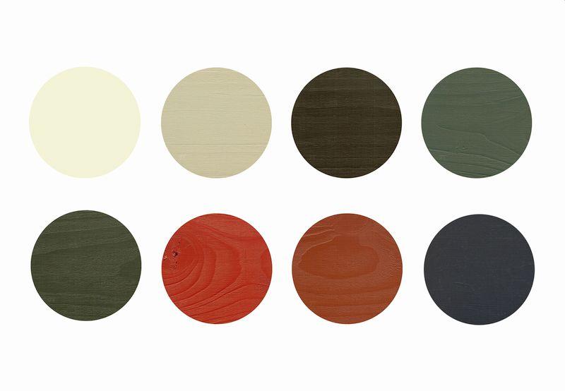 Peinture pour abri de jardin, chalet bois, garage voiture