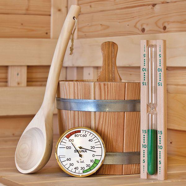 kit pour sauna