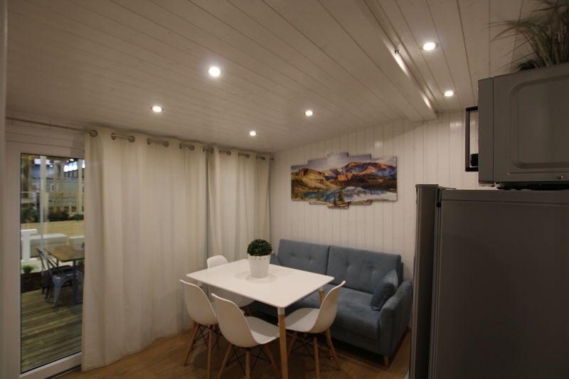 studio de jardin modulaire a ossature bois