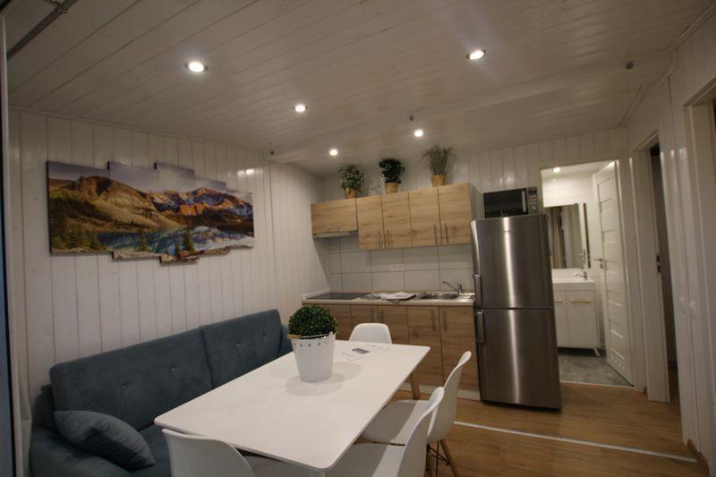 studio de jardin à ossature bois