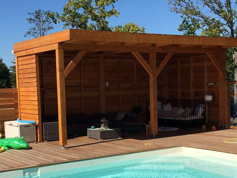 Kiosque de jardin en bois de TUIDECO