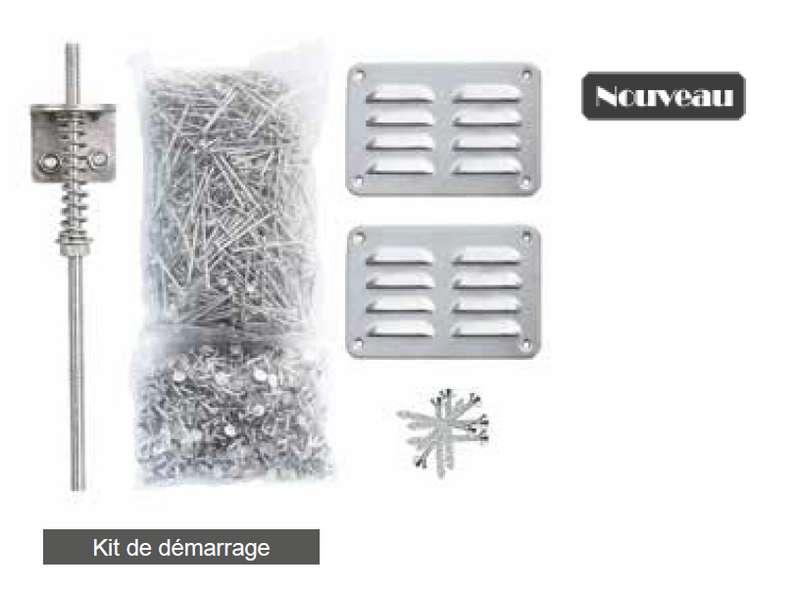 kit ancrage tempête pour chalet bois tuindeco