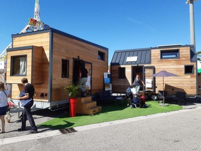Roulotte, Tiny House ou chalet habitable, que choisir ?