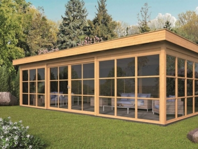 Comment fermer un pool house ?